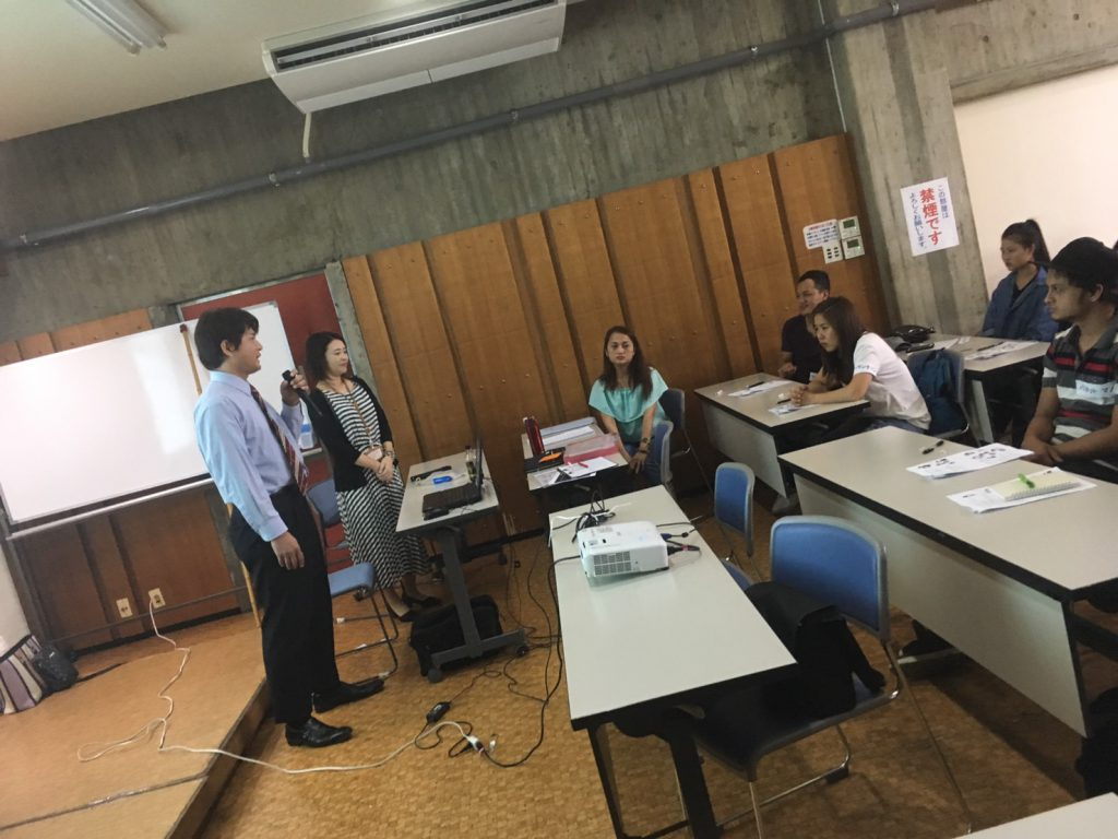 教育訓練(外国人労働者)