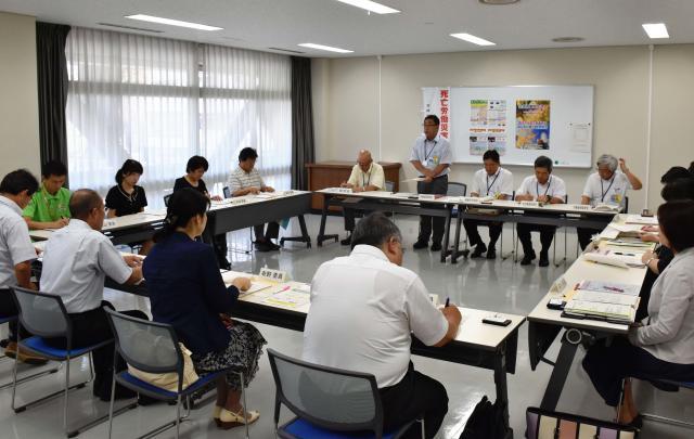 第1回、宮崎県地域両立支援会議に参加してきました。