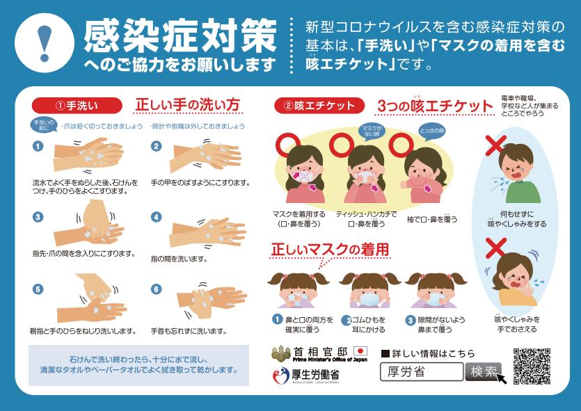 新型コロナウイルス【お仕事案内・スタッフラインズ派遣 宮崎・都城】